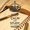 Keep Calm & Study Hard