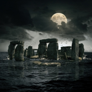 Stonehenge is just simply Rock