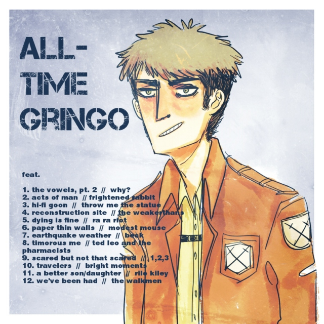 all-time gringo: a jean kirstein mix