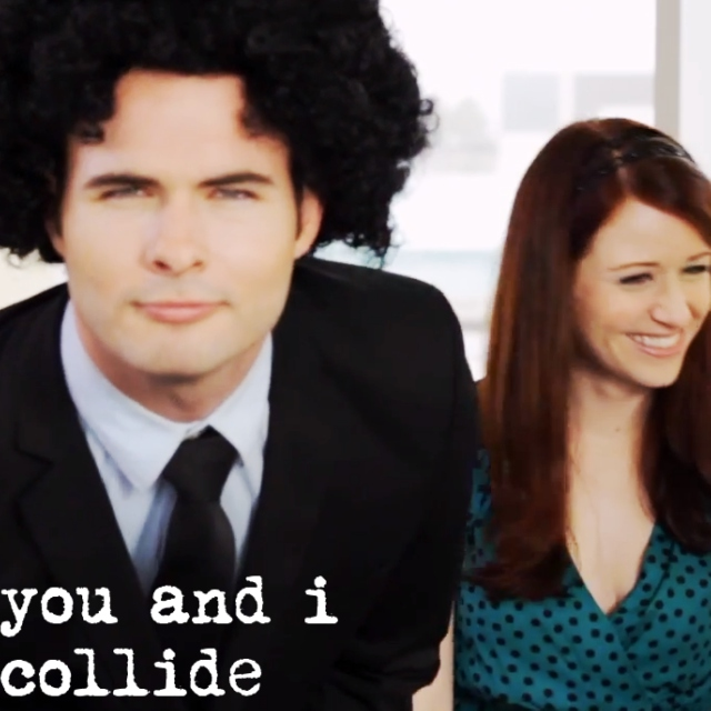 you and i collide
