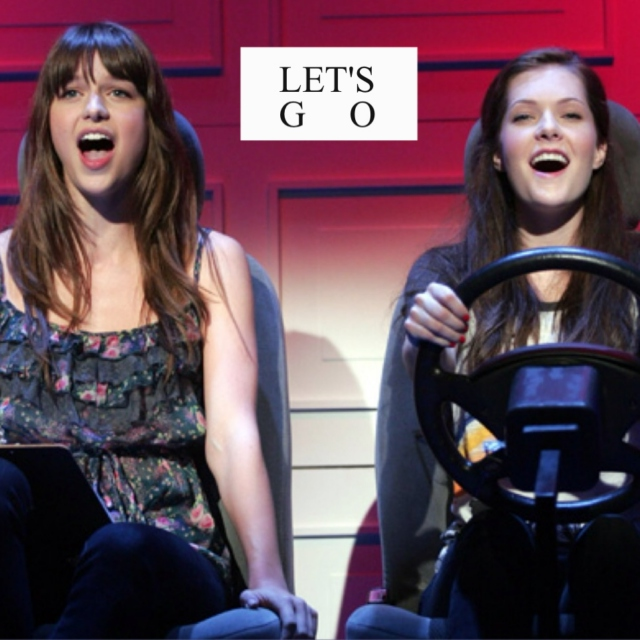 Let's Go: Duets from Musicals