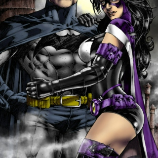 Batman/Helena: Cry For Blood