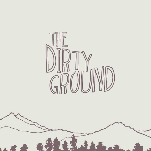 the dirty ground