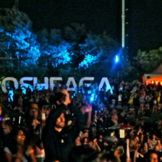 It's Osheaga 2013: come on get happy
