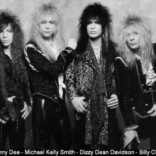 Bitchin' 80's Hair Metal Mix that rips your balls off