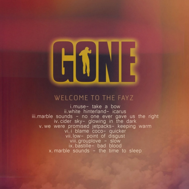 welcome to the fayz: gone fanmix