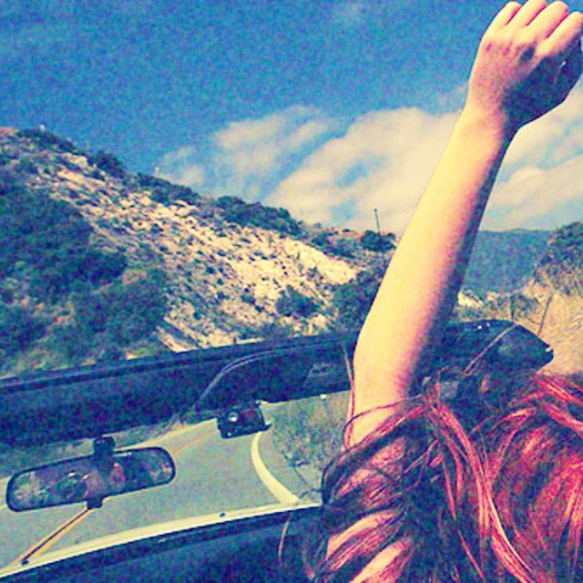 rollin with the windows down