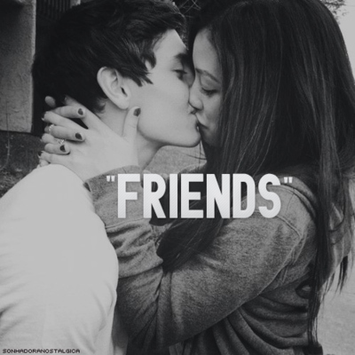 """Loose ends for """"fuck friends""""."""
