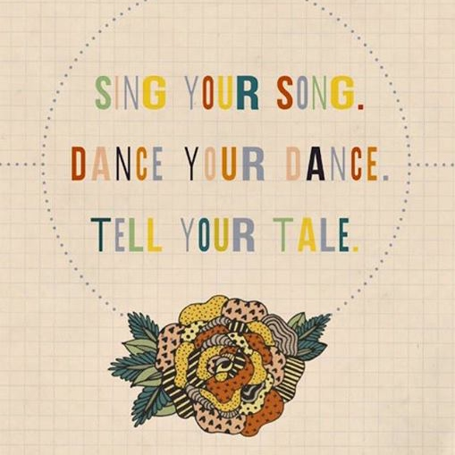 Sing & Dance Like No One's Looking