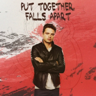 put together, falls apart: a tj hammond fanmix