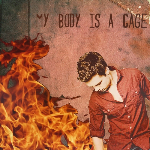my body is a cage