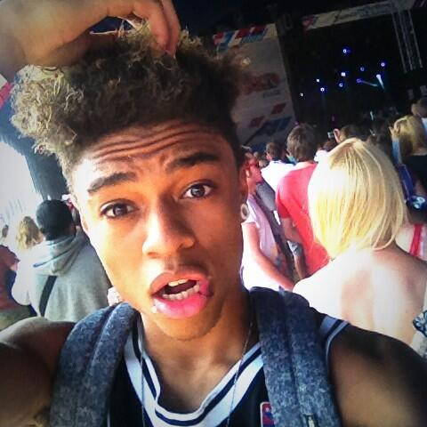 ♡wireless festival with maz♡