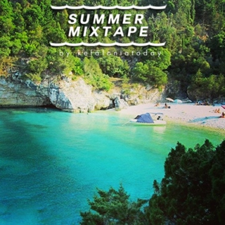 Summer mix tape by KT