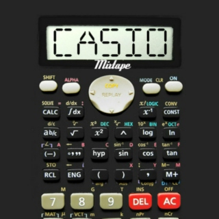 CASIO MIXTAPE