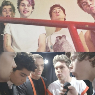Summer with One Direction and 5 Seconds of Summer