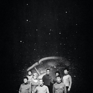 to boldly go — like totally!
