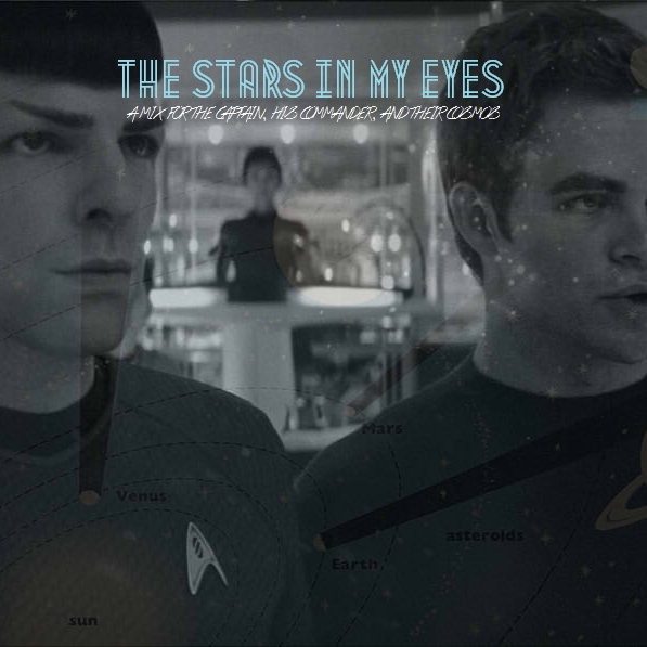 the stars in my eyes