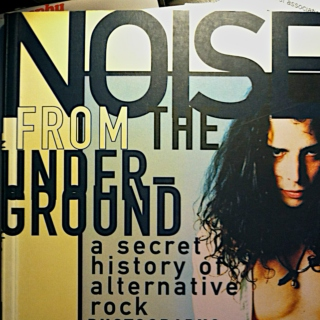 Noise from the underground