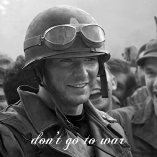 don't go to war