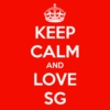 Keep Calm and Love SG