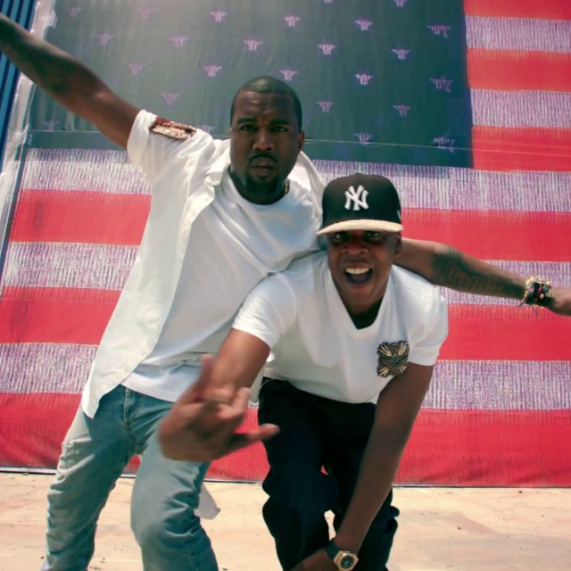 Rap: Kanye, Jay-Z and Cudi 2013+ Watch the Throne+Frank Ocean