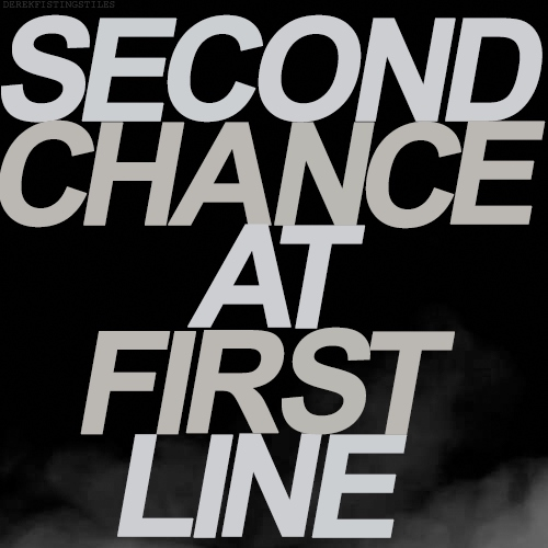 Second Chance At First Line - 1x02