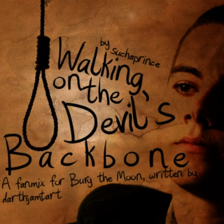 Walking On The Devil's Backbone  [a Teen Wolf ficmix]