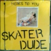 Heres to You Skaterdude