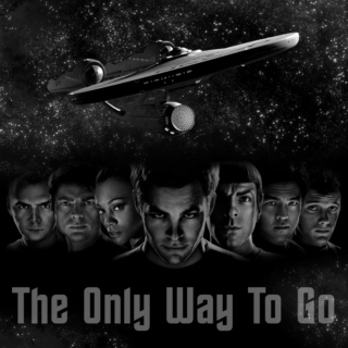 The Only Way to Go [A Star Trek Fanmix]