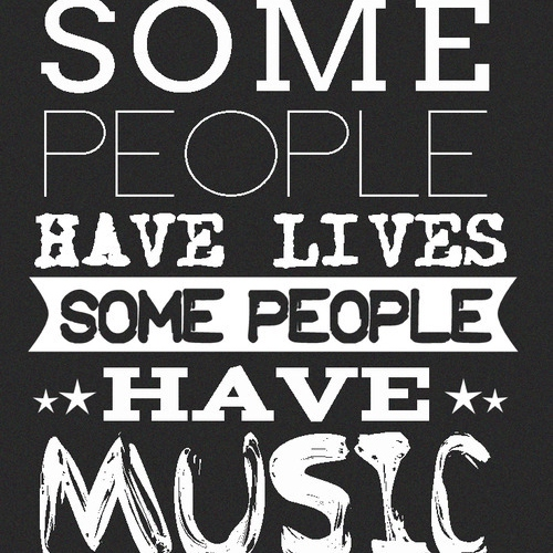 """""""Some people have lives; some people have music"""" -- John Green books mix"""