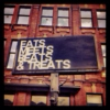 Eats, Meets, Beats, & Treats.