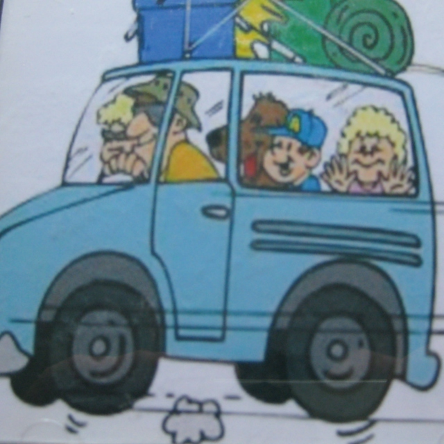 Classic Family Road Trip!