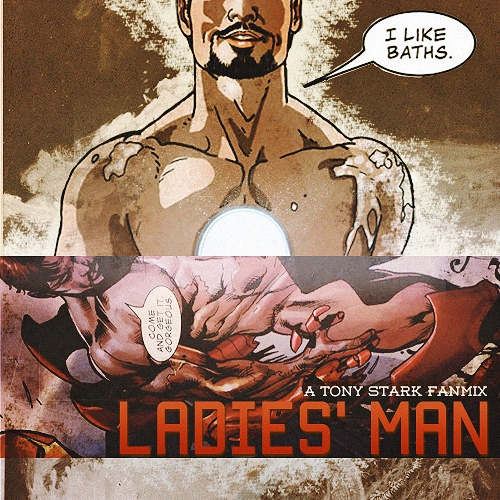 Ladies' Man - A Tony Stark Fanmix