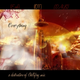 Everything But Beautiful {a destruction of Gallifrey mix}
