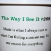 The Way I See It - IndieMix