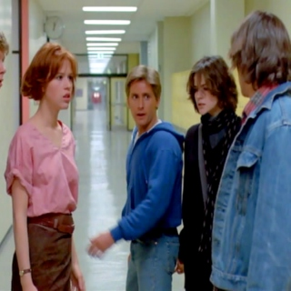 Sincerely, The Breakfast Club.