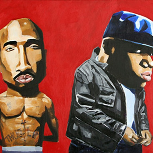 8tracks radio | Mashin' Up Biggie and Tupac (27 songs