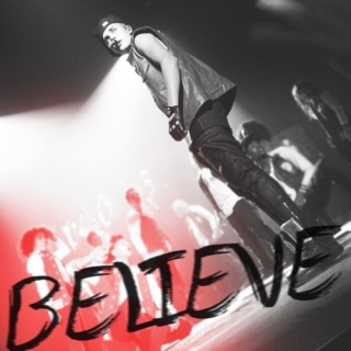Believe Tour.