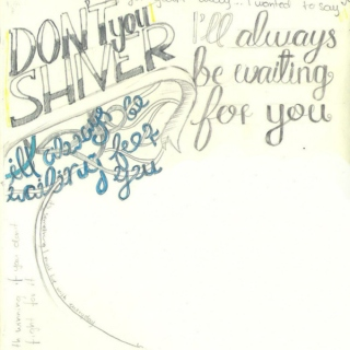 I'll always be waiting for you.