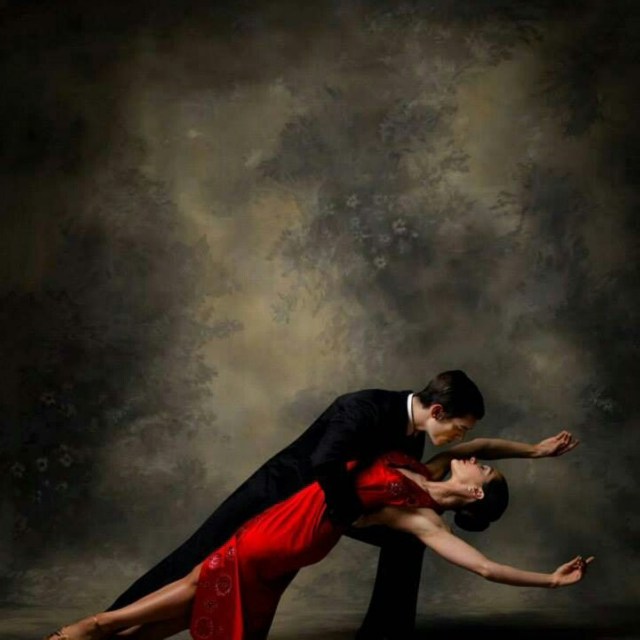 Tango is not a dance, it's a feeling.