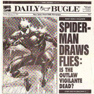 Daily Bugle Articles pt.2