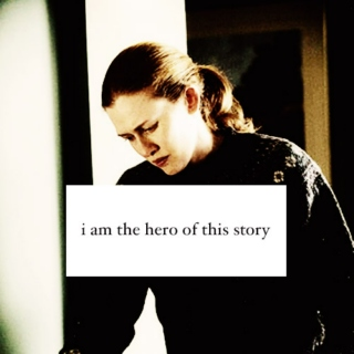 i am the hero of this story