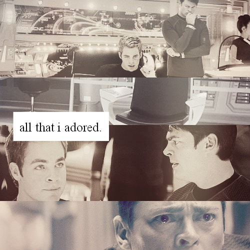 all that i adored.
