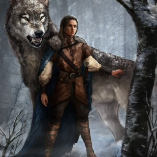 A She-Wolf's Journey