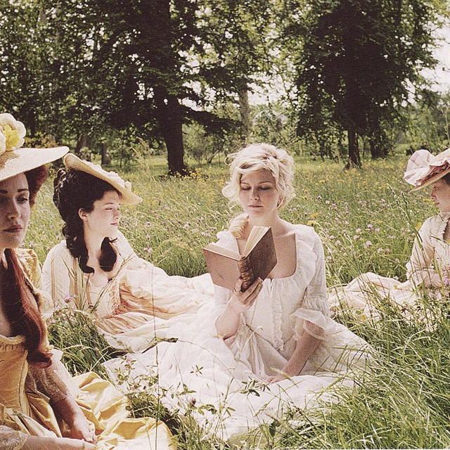 Once upon a time there were four girls...