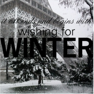 WISHING FOR WINTER