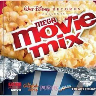 Mega Movie Mix Pt.1
