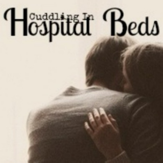 Cuddling in Hostpital Beds || Niall Horan