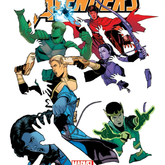 Crazy Kids (Young Avengers FST)