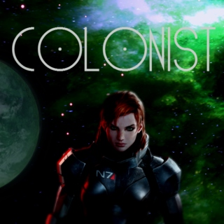 Female Shepard: Colonist